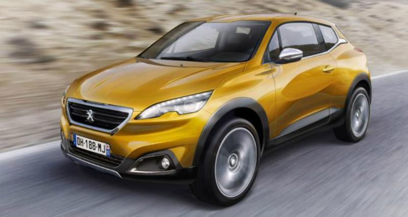 Peugeot 2008 : une version RX 3 portes en préparation