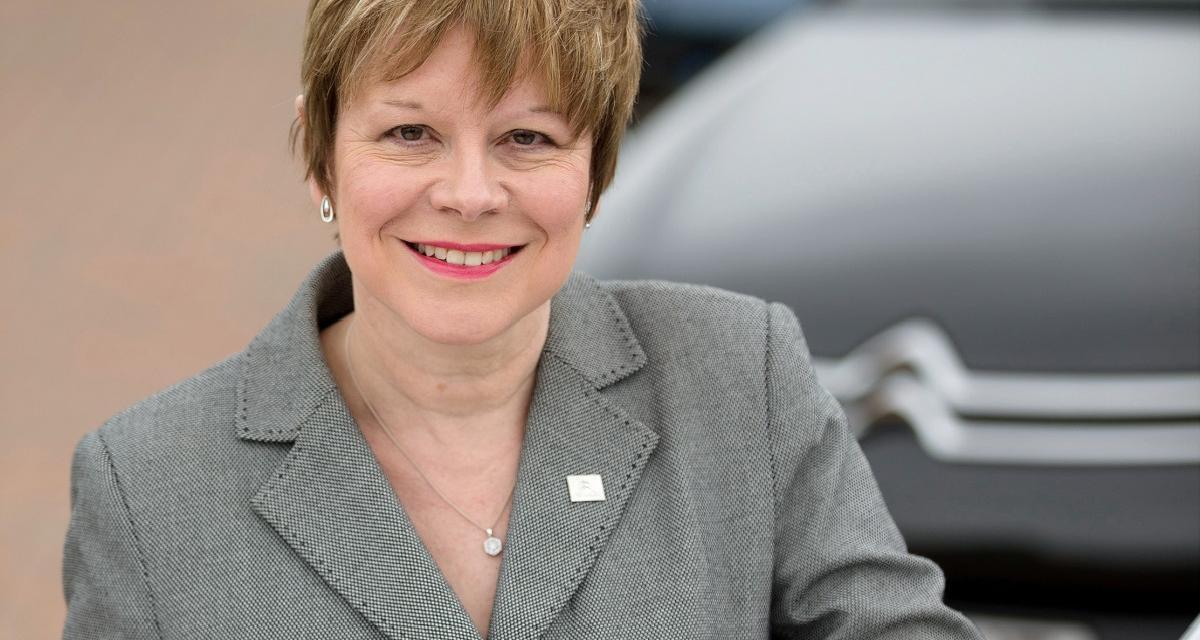 Linda Jackson prend les rênes de Citroën