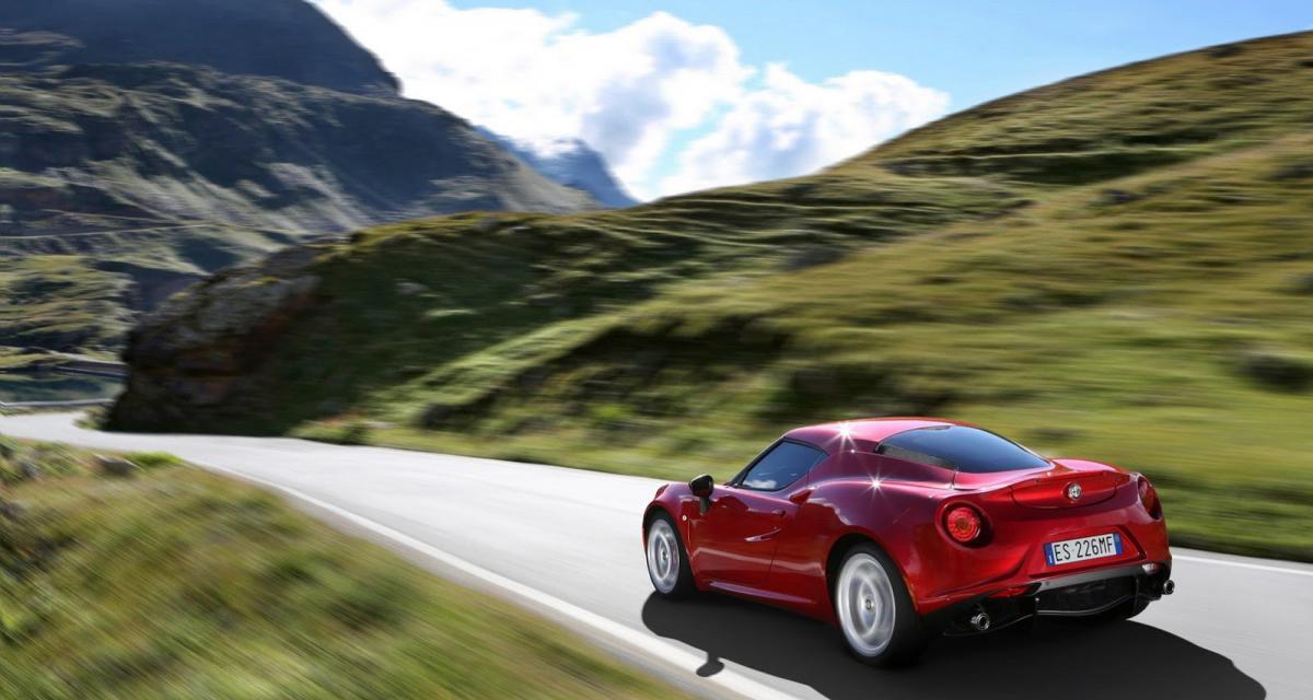Alfa Romeo : huit nouveaux modèles d'ici 2018