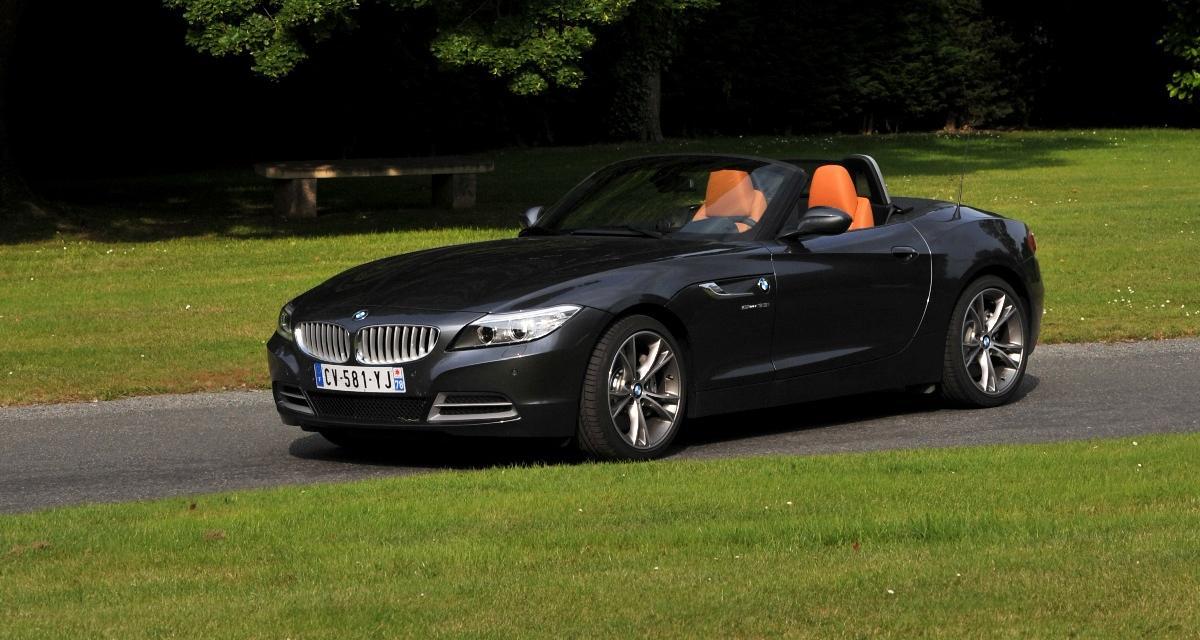 Le BMW Z4 maintenant en vente sur une boutique en ligne