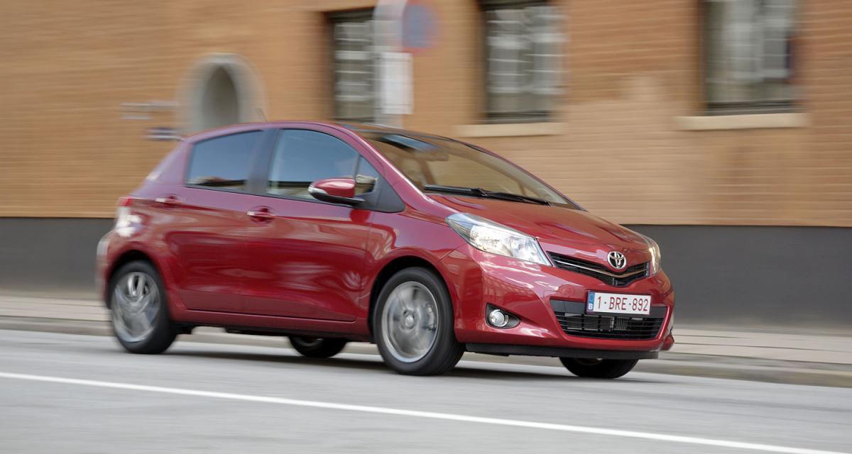 Toyota : 2,5 millions de Yaris produites à Valenciennes