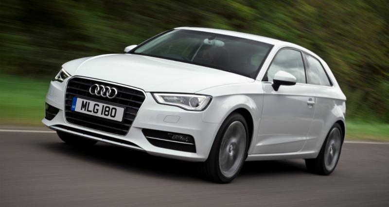Audi A1 et A3 : bientôt des moteurs 3 cylindres