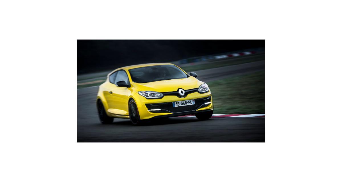 Renault Mégane RS : en reconquête sur le Nürburgring ?
