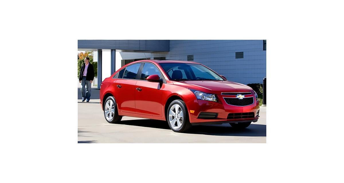 GM rappelle 5 millions de voitures
