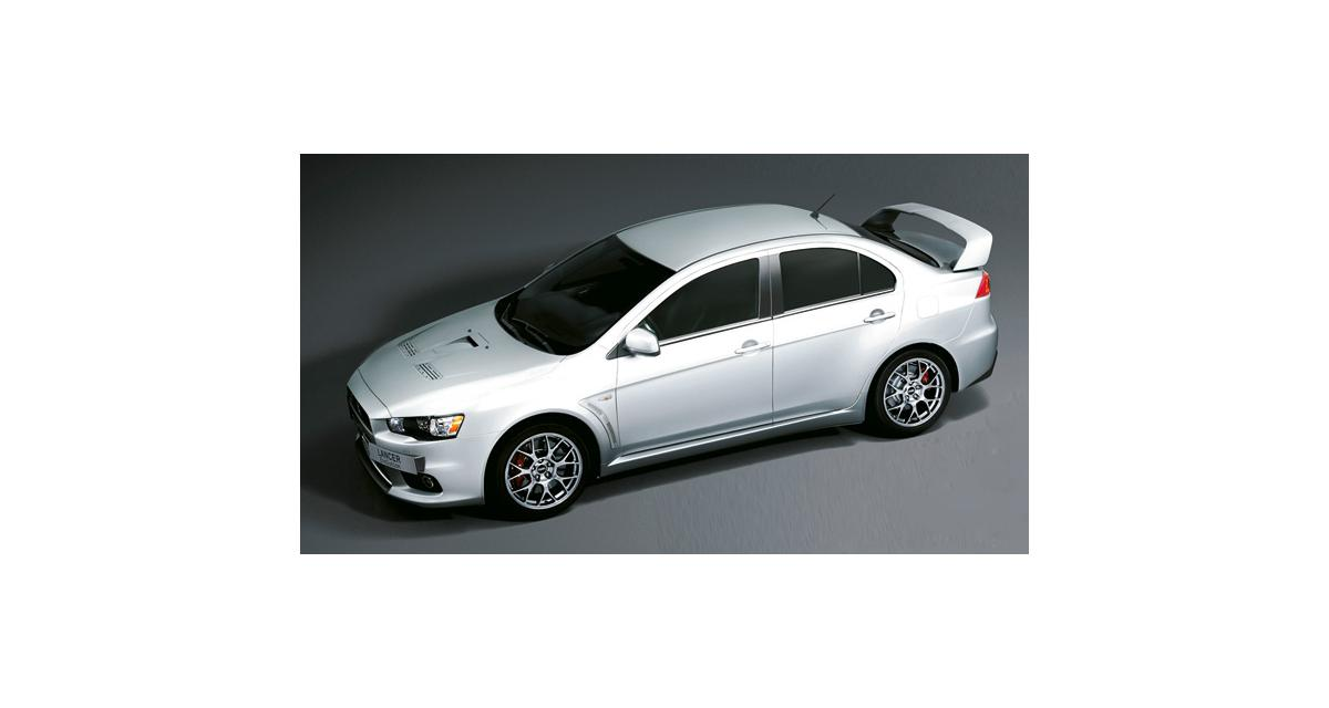 Mitsubishi : la Lancer Evolution menacée