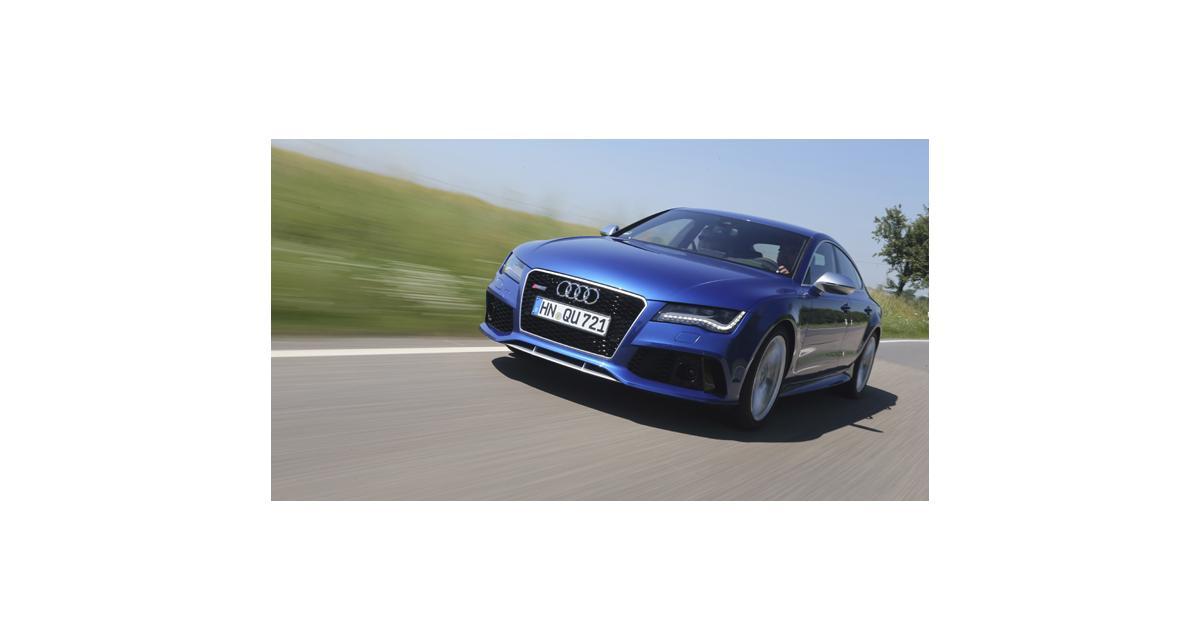 Audi : plus de modèles RS et une nouvelle plateforme à venir