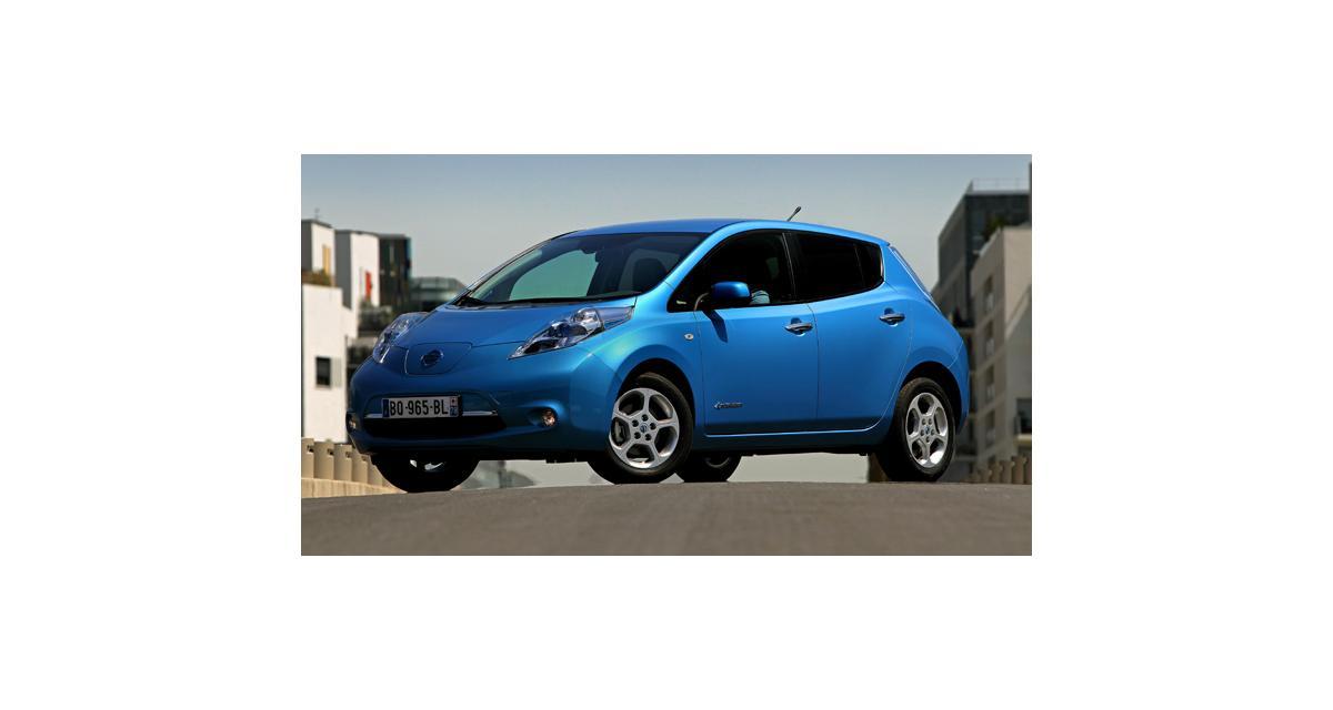 Nissan rappelle un million de véhicules à cause d'airbags défaillants