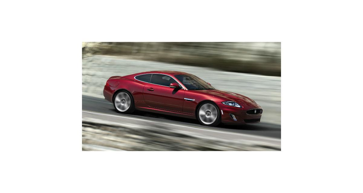 Jaguar : une future XK plus grande et luxueuse