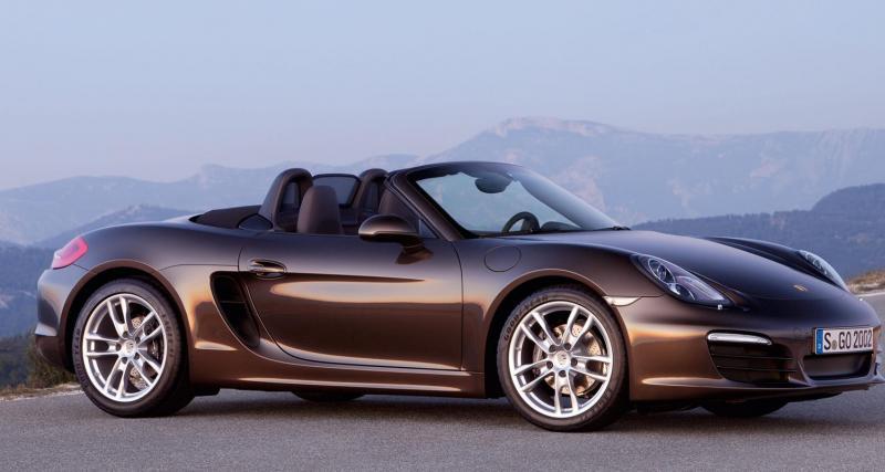 Porsche : un flat4 pour les prochains Boxster et Cayman