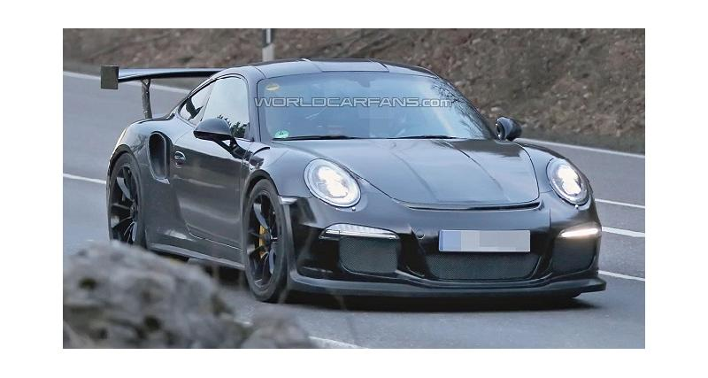 La Porsche GT3 RS retardée pour des raisons de sécurité