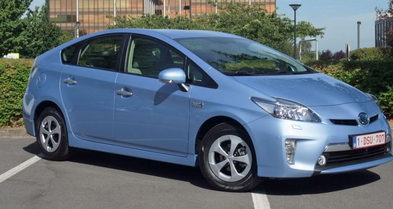 Toyota écope d'une amende historique