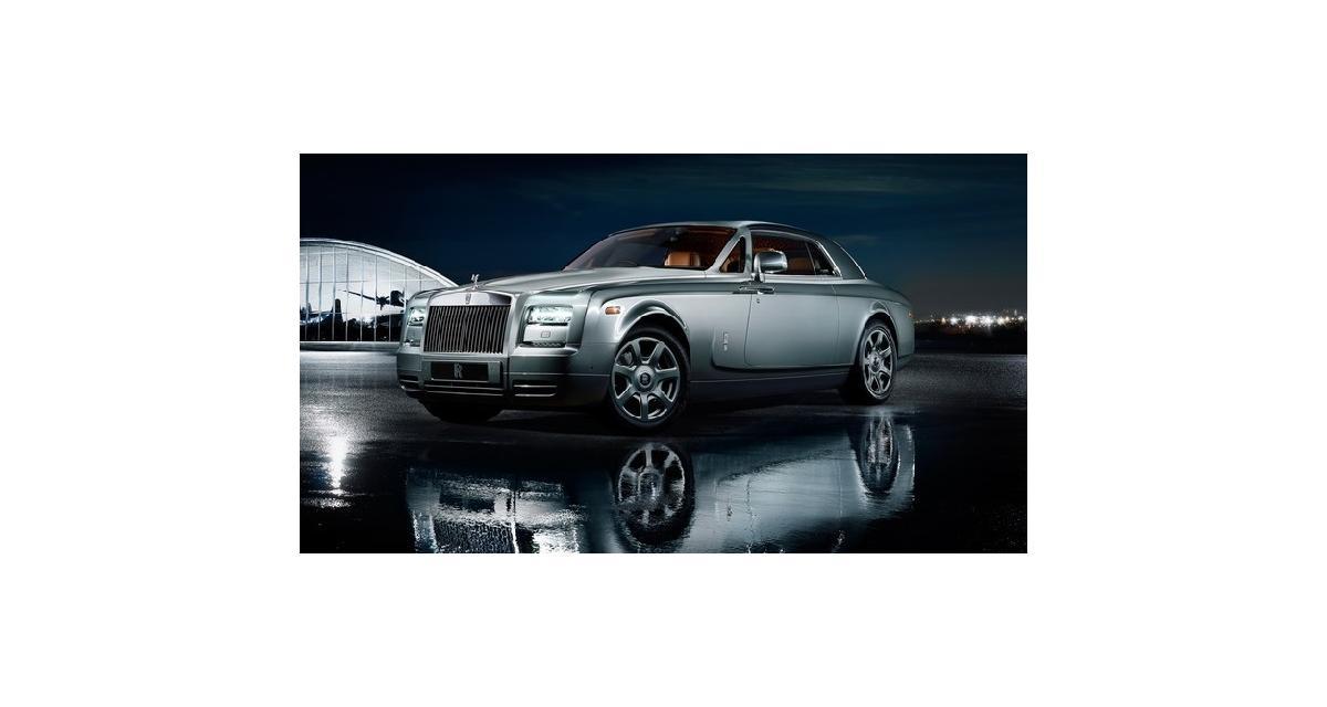 Rolls-Royce bientôt sur le marché des SUV ?