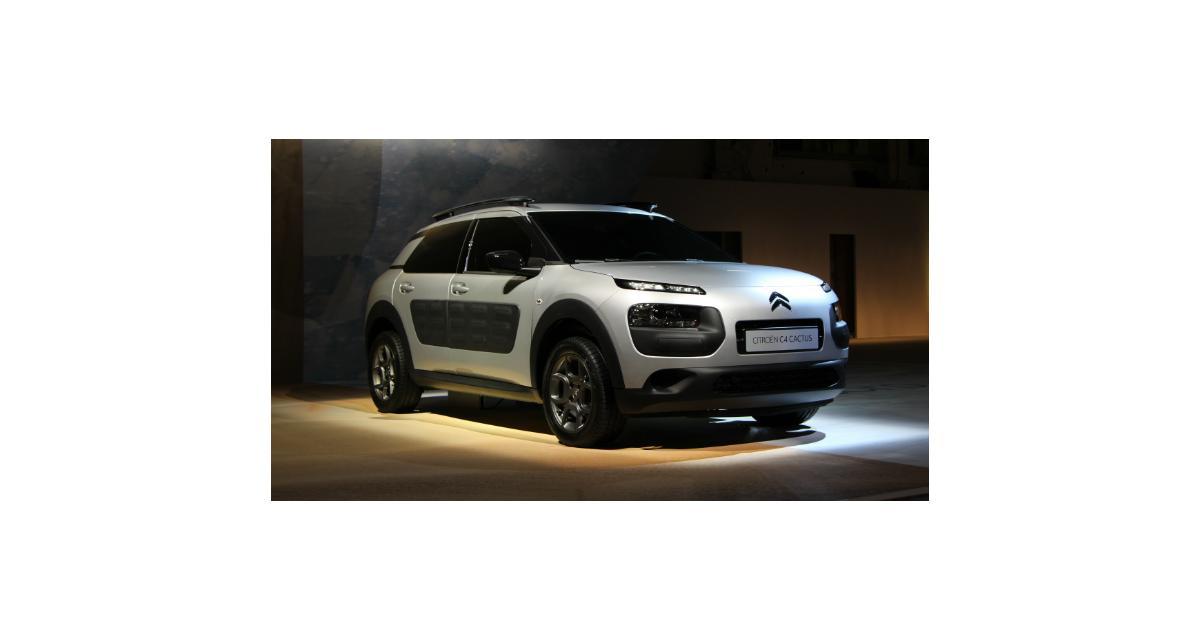 Citroën C4 Cactus : la concurrence