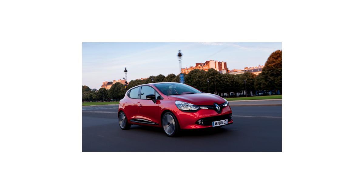 Renault, champion européen des émissions de CO2