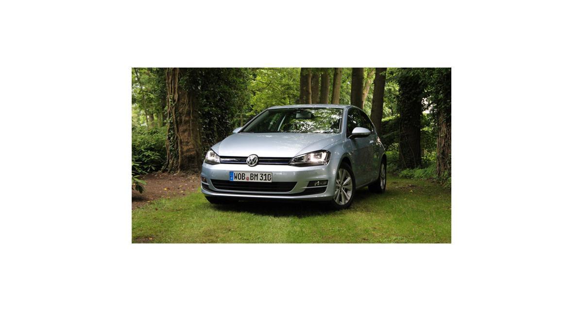 Top 10 des ventes : la Volkswagen Golf domine l'Europe en 2013