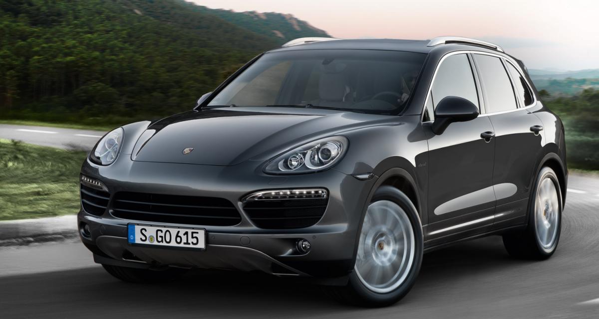 Porsche : ventes record en 2013