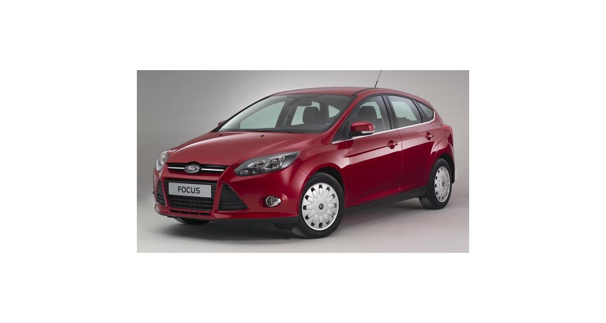 Un million de Ford Focus III produites en Europe