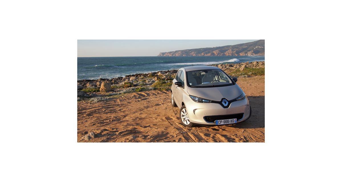 Les voitures électriques et hybrides représentaient 3,1 % du marché en 2013