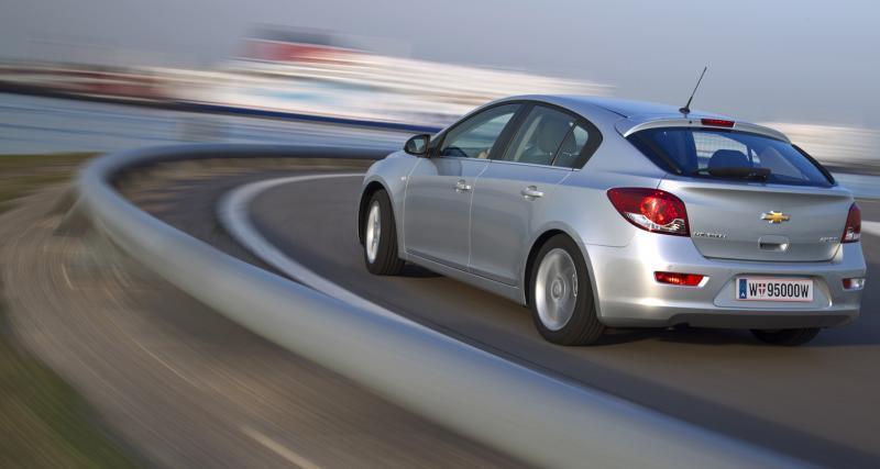 Chevrolet se retire du marché européen