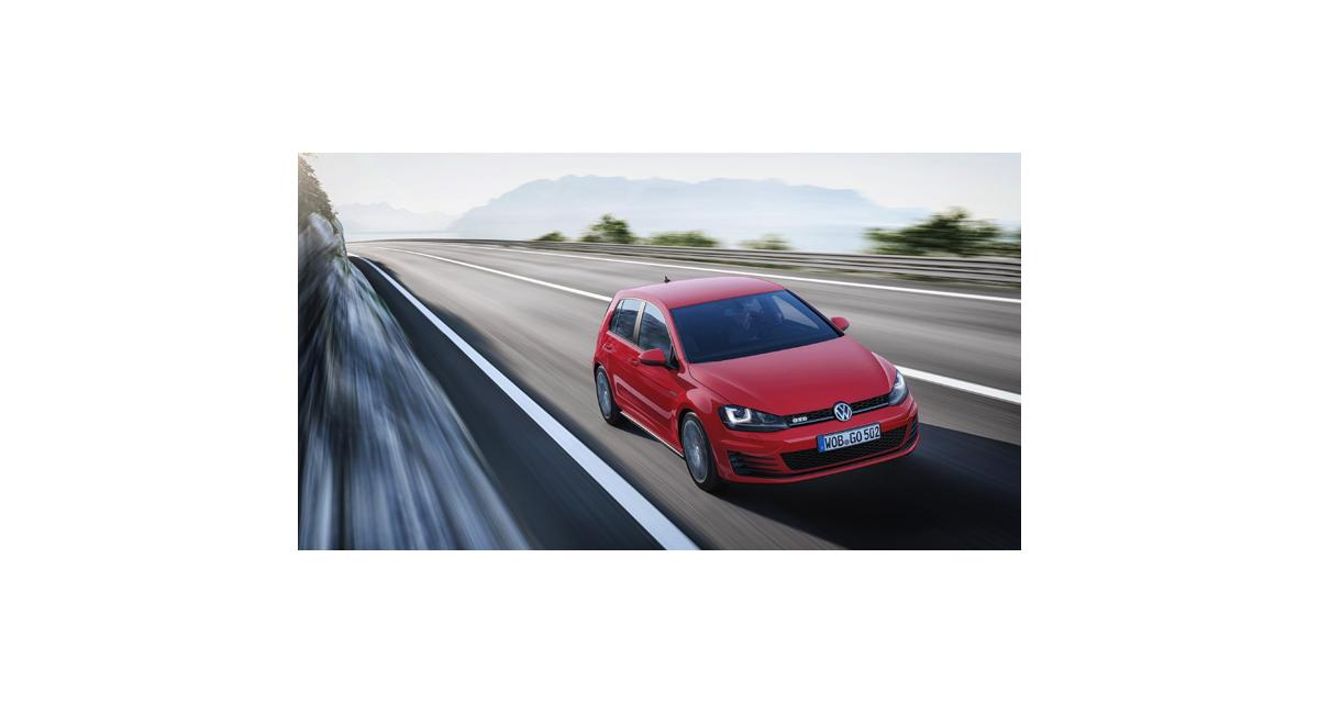 Volkswagen Golf VII : le demi-million en vue