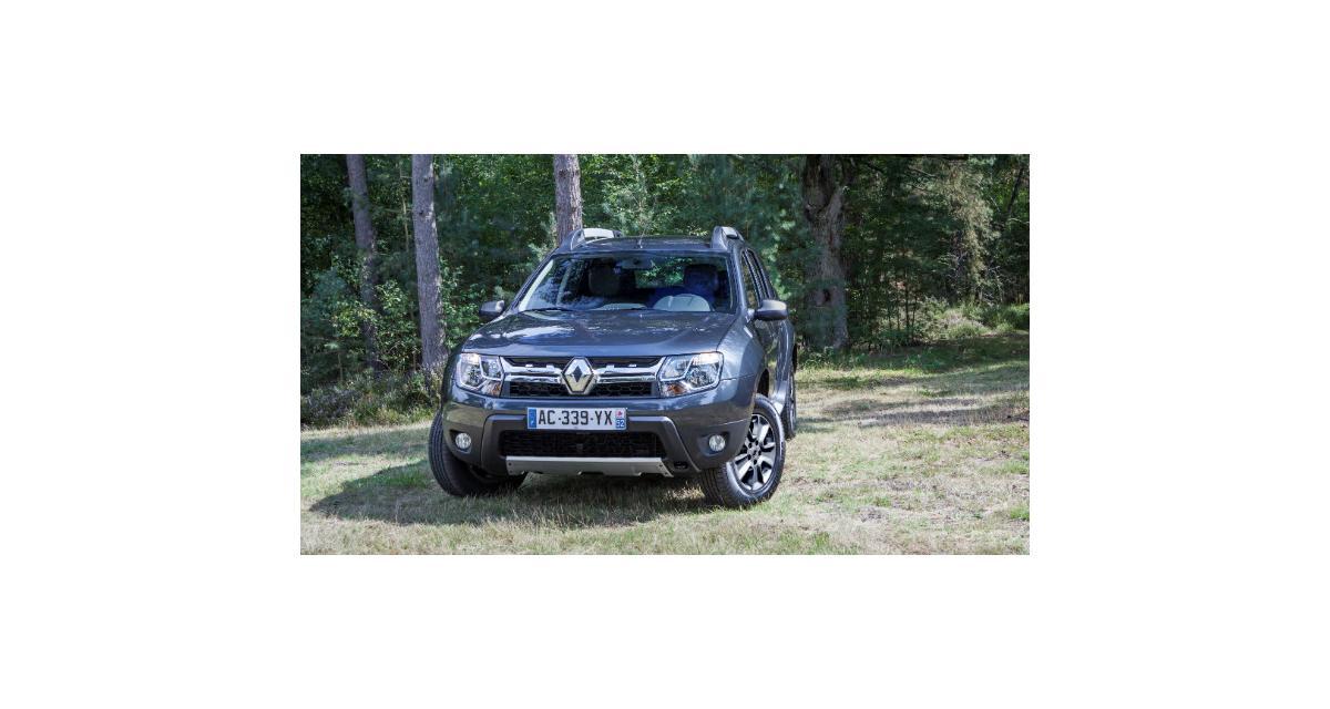 Dacia Duster et Renault Captur : ces européens qui cartonnent à l'étranger