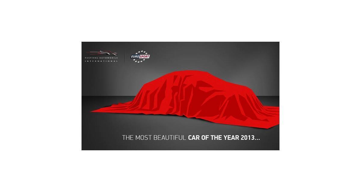 Plus belle voiture de l'année : les huit finalistes