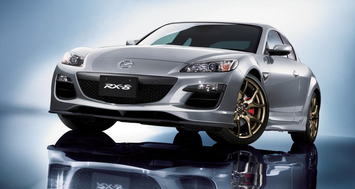 Mazda : la fin du moteur rotatif pour les sportives
