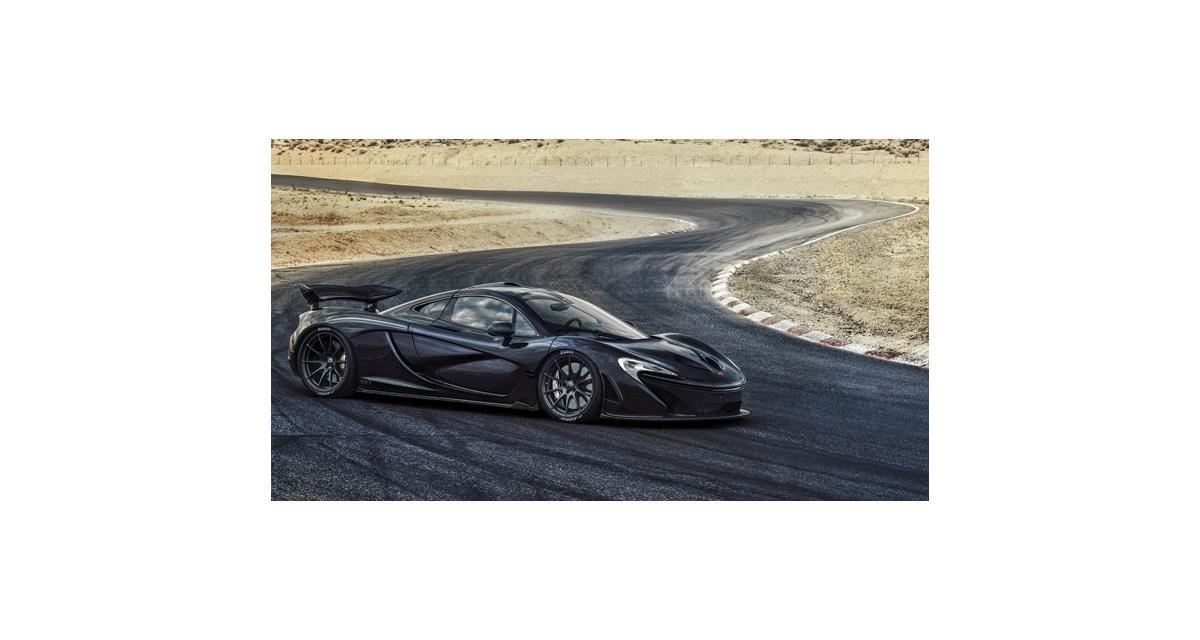 McLaren P1 : les 375 exemplaires tous vendus