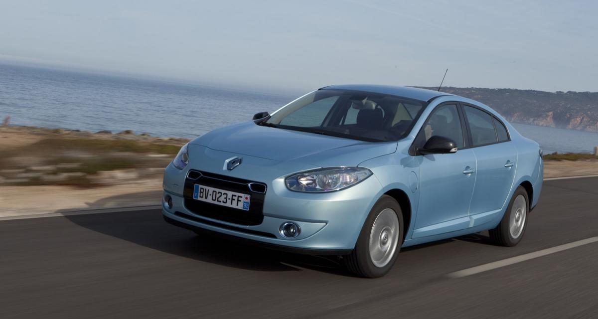 Renault-Nissan (très) en retard sur ses ventes de voitures électriques