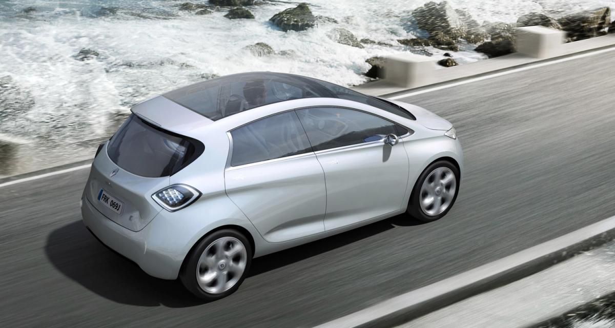 Renault Zoe : cinq fois moins de ventes que prévu ?