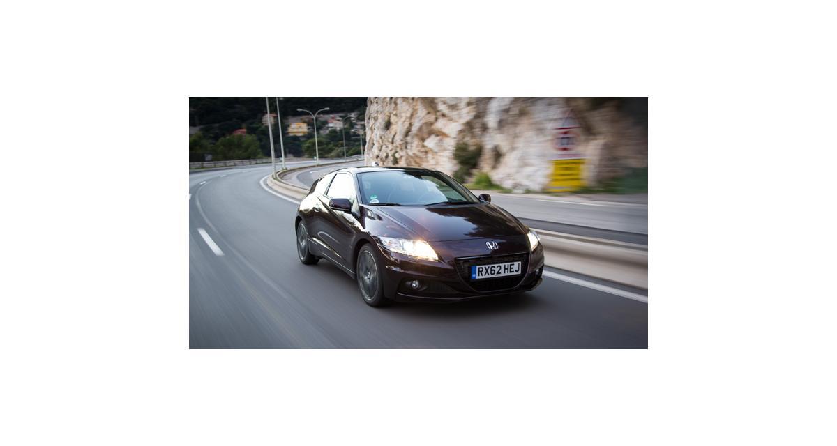 Honda : l'Insight et le CR-Z stoppés en Europe ?