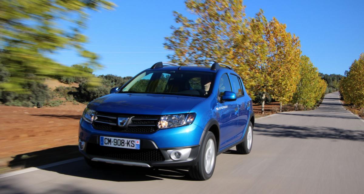 Renault : nouvelle ligne de production pour l'usine Dacia de Tanger