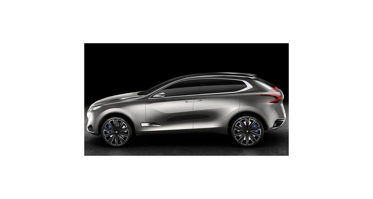 Peugeot 6008 : bientôt un grand SUV