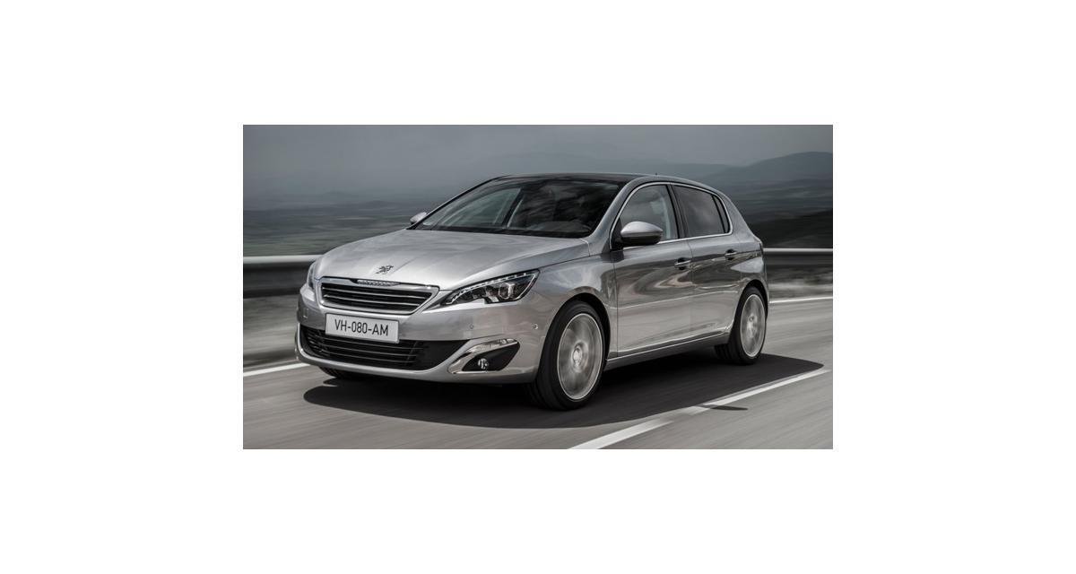 Peugeot 308 : des débuts encourageants