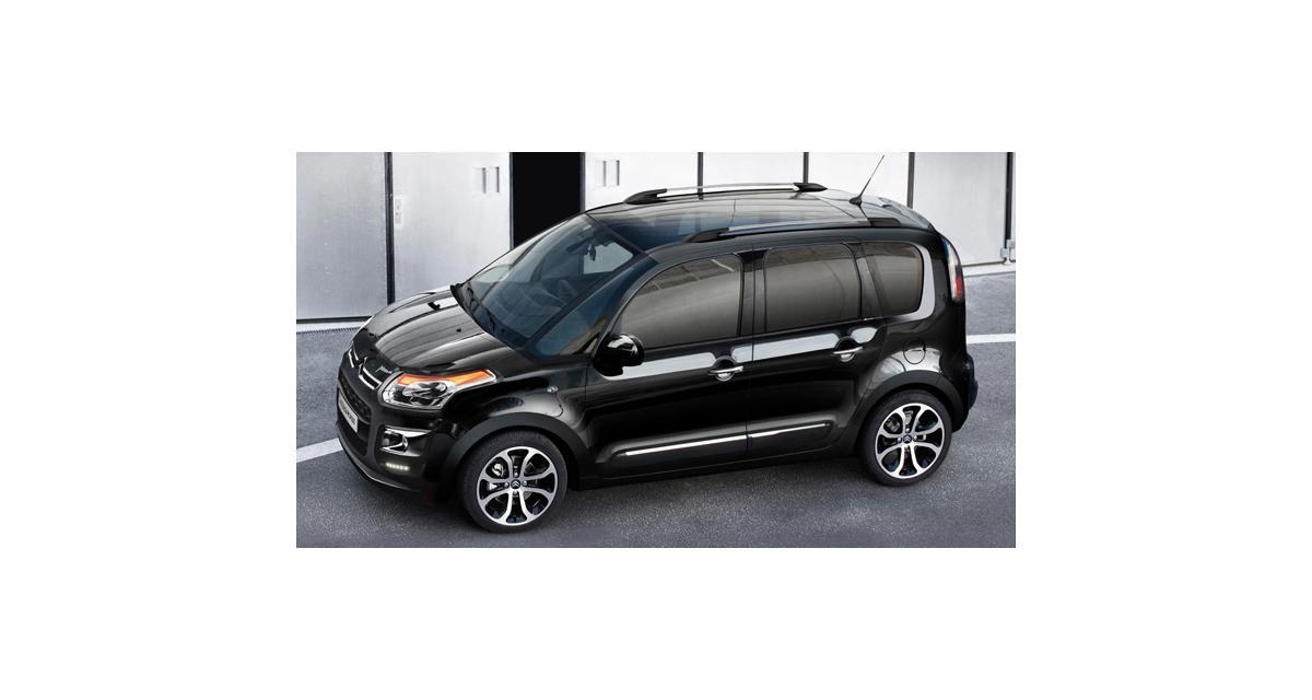 PSA General Motors : les futurs C3 Picasso et Meriva produits en Espagne
