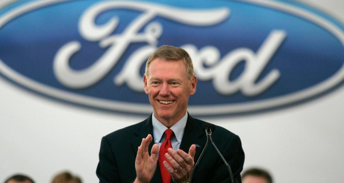 Ford : Le PDG sur le départ