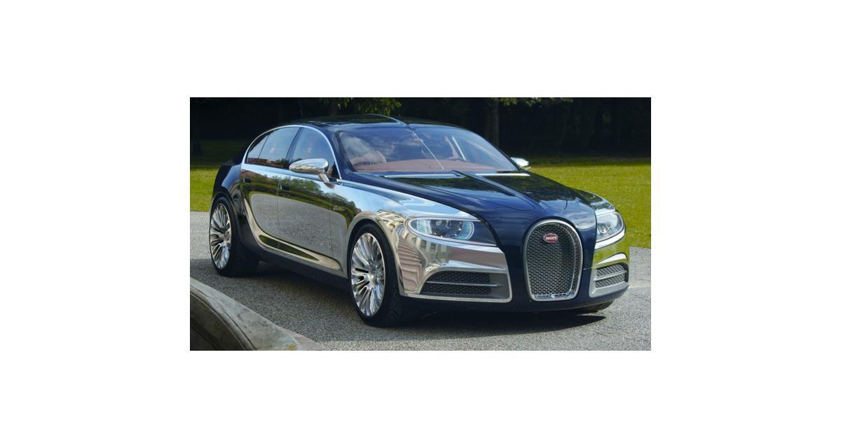 Bugatti 16C Galibier : clap de fin pour un projet hors norme