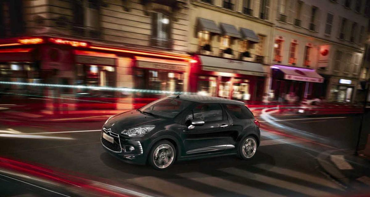 Citroën DS World : ouverture d'une vitrine à Paris