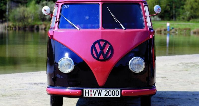 Fin de carrière pour le Combi : 63 ans du minibus en photos