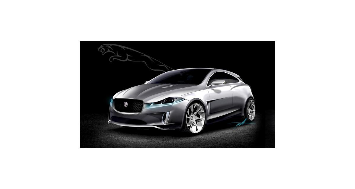 Jaguar : bientôt une compacte traction ?