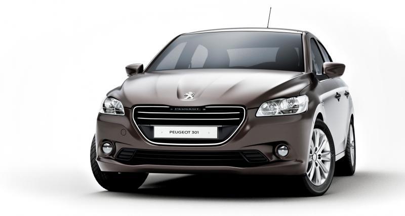 Peugeot 301 : un carton en Algérie