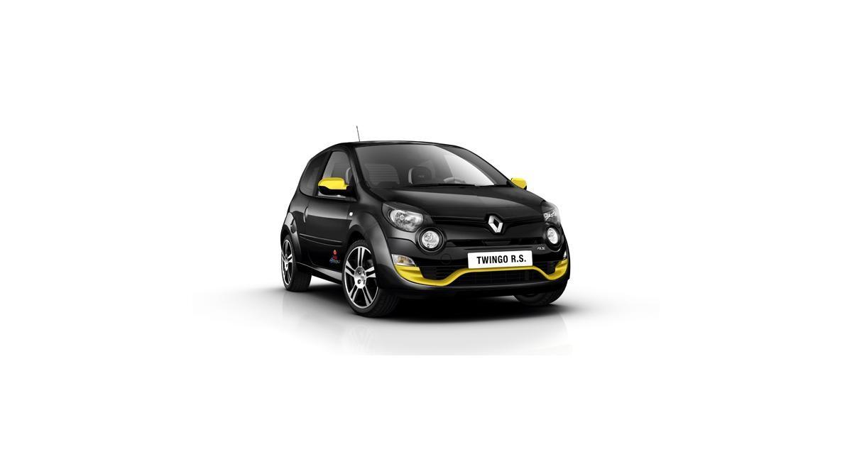 Renault Twingo RS : fin de carrière