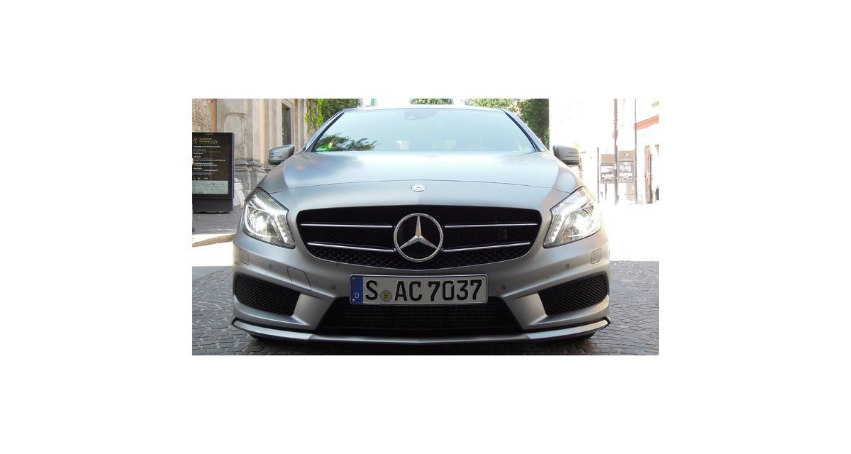 Mercedes : le bras de fer avec l'Etat français continue
