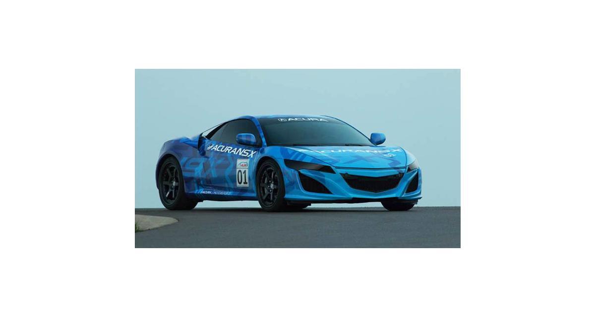 """Honda NSX : """"plus performante que les transmissions intégrales actuelles"""""""