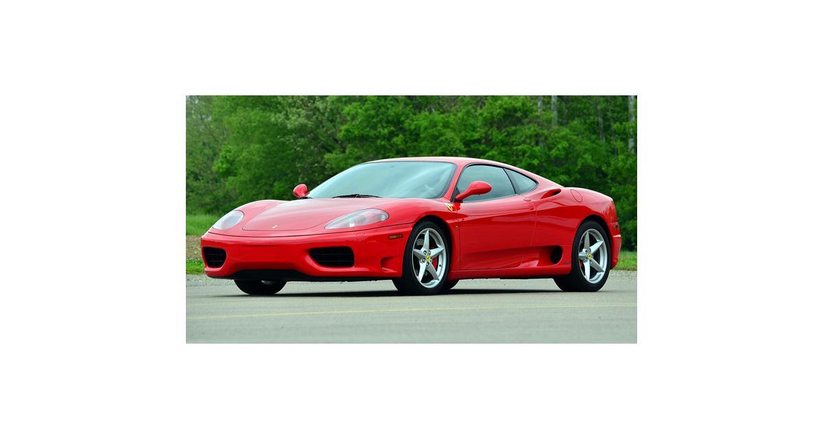 Contrefaçon : de fausses Ferrari vendues en Espagne