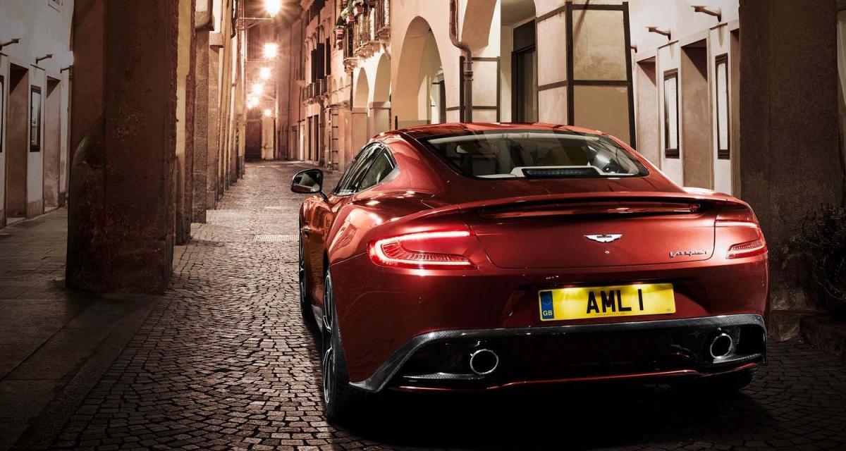 Des V8 AMG pour les prochaines Aston Martin
