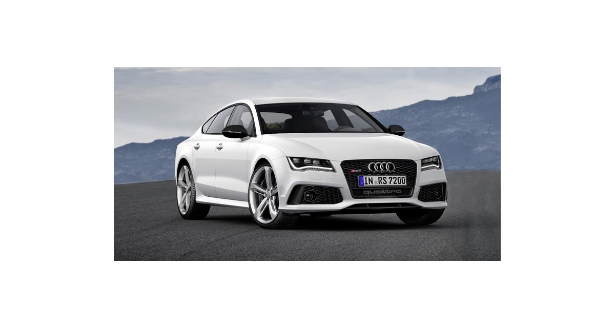 Audi : en avance de deux ans sur ses objectifs de ventes