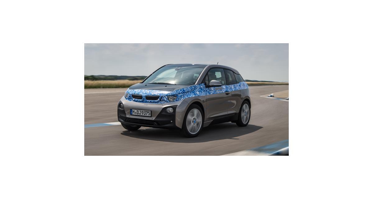 BMW i3 et i8 : disponibles à la commande