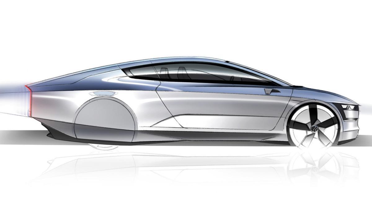 Volkswagen : une sportive ultralégère dans les cartons
