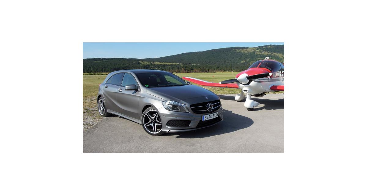 Mercedes Classe A, Classe B et CLA : immatriculation impossible en France